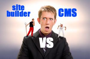 конструктор для сайтов против CMS
