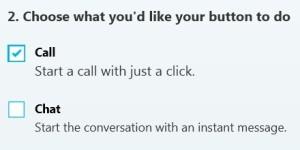 оформление страницы Контакты skype2